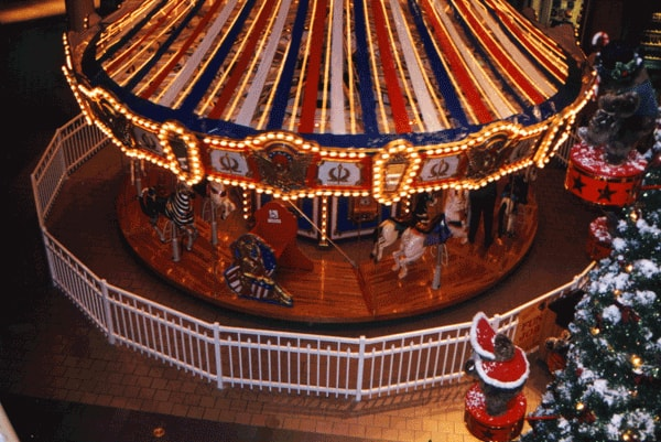Carousel Enclosure