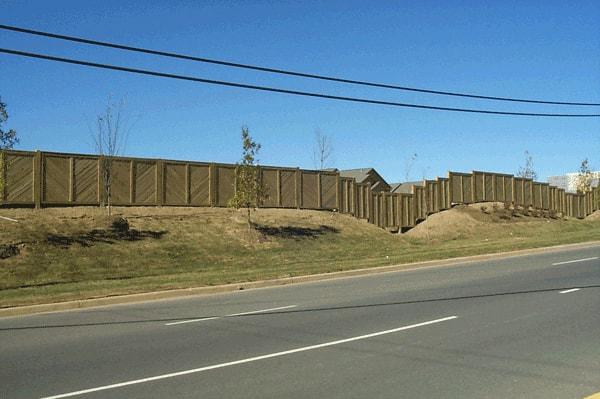 Custom Wood Sound Wall