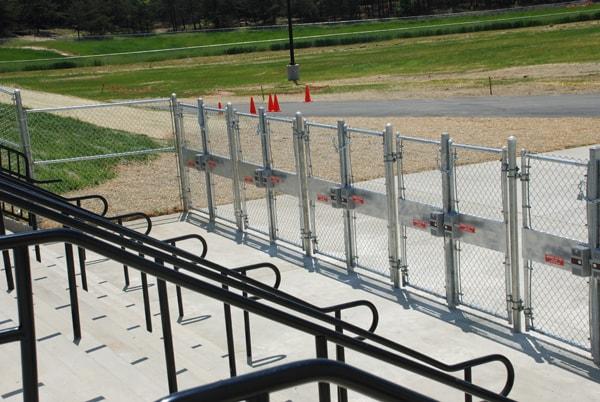 Gsa Chain Link Fences Hercules Fence Washington Dc